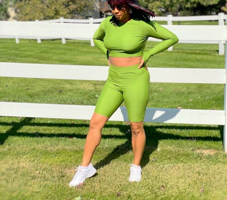OOTD x Super Cute Fashionnova 'Nova Sport' Fitness Wear