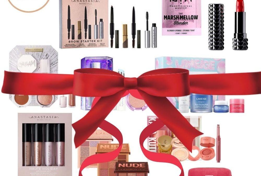 Beauty Lovers Holiday Gift Guide 2020
