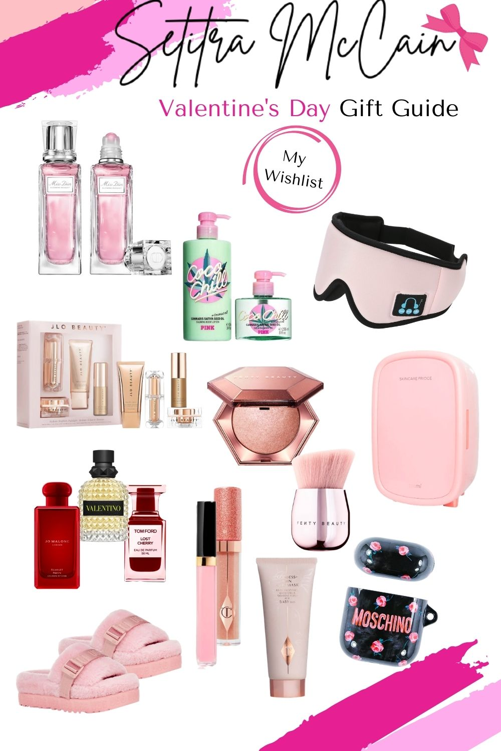 Valentine's Gift Guide for Her from Amazon Prime, Beauty products