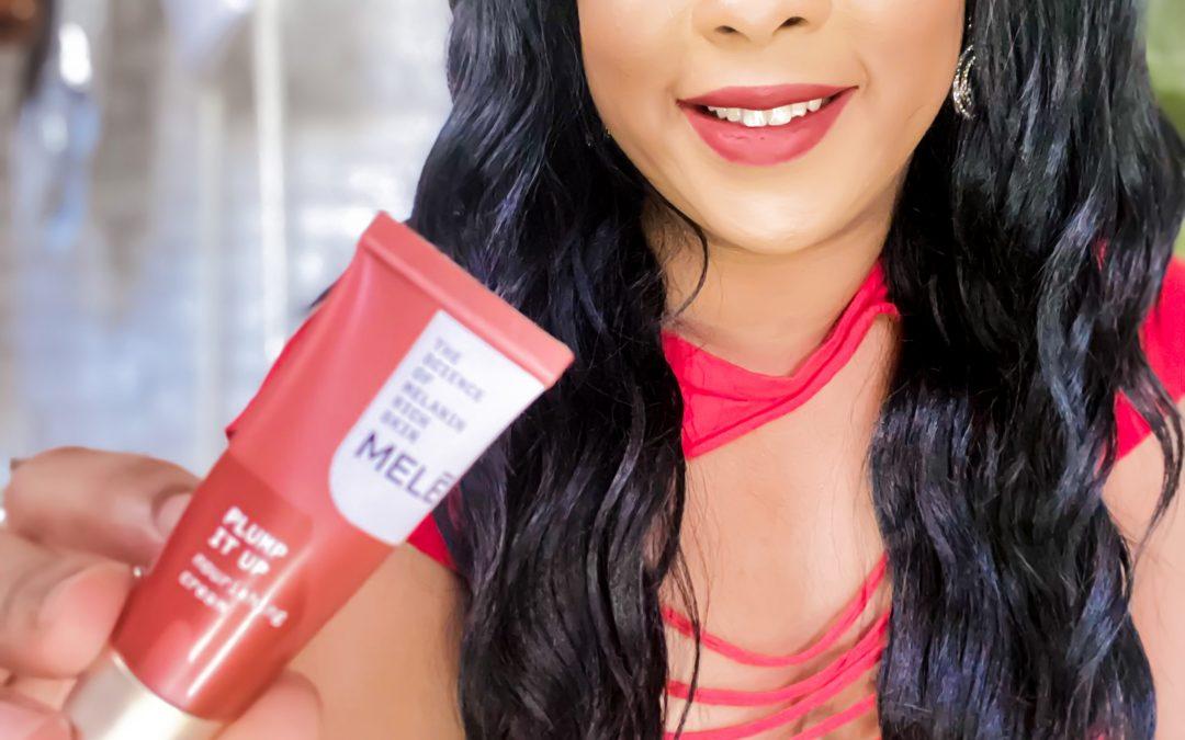 Mele' Plump It Up Nourishing Facial Cream Review